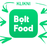 Kolienko donáška Bolt Food